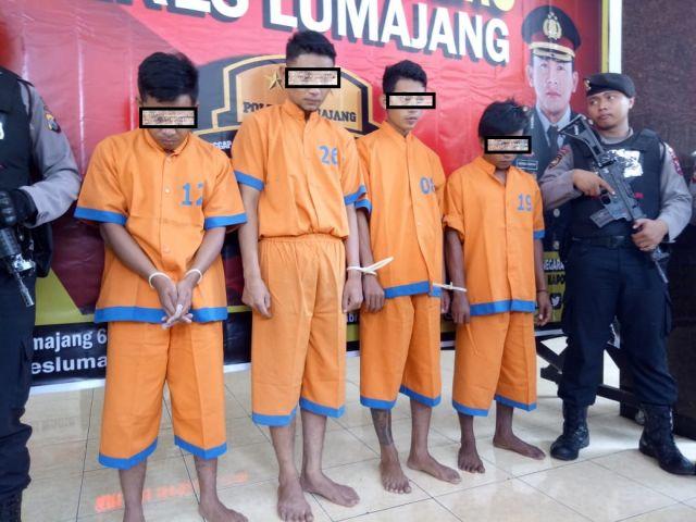 Gak Pentos..!  Karyawan PT. Mustikatama Group Curi Triplek Plywood