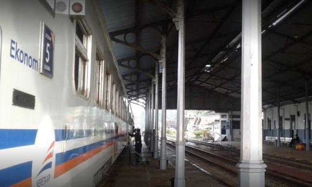 Ada Angkutan Gratis dari Stasiun Klakah ke Terminal Minak Koncar Lumajang