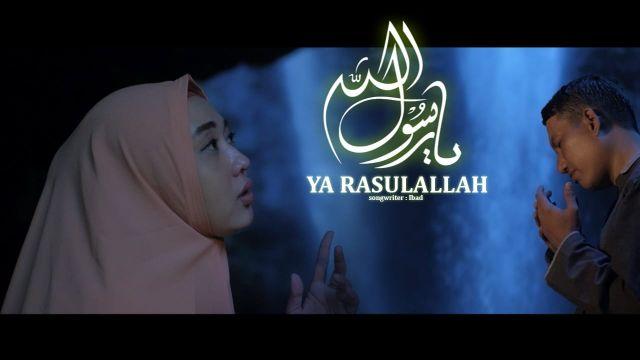 Lagu Ya Rasulallah Karya Ibad Diapresiasi KH. Adnan Syarif