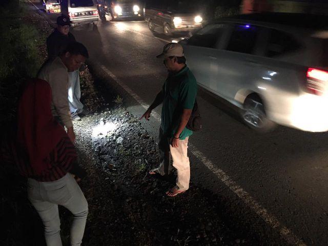 Warga Probolinggo Kena Begal di Jalan Ranuyoso Lumajang