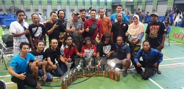 Lumajang Koi Club Komunitas Pecinta Ikan Juara