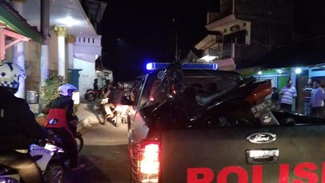 Hendak Geledah Rumah Pemilik Toko Wahyu, Cobra Dapati 3 Motor Bodong