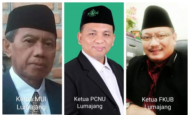 Ketua MUI, PCNU dan FKUB Lumajang Mengapresiasi Pemilu 2019 Berjalan Aman dan Damai
