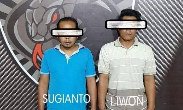 Dua Pelaku dari Kawanan Maling Kambing Jatiroro Lumajang Tertangkap