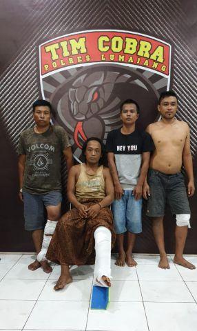 Komplotan Maling Sapi Kembali Ditembak Tim Cobra Polres Lumajang