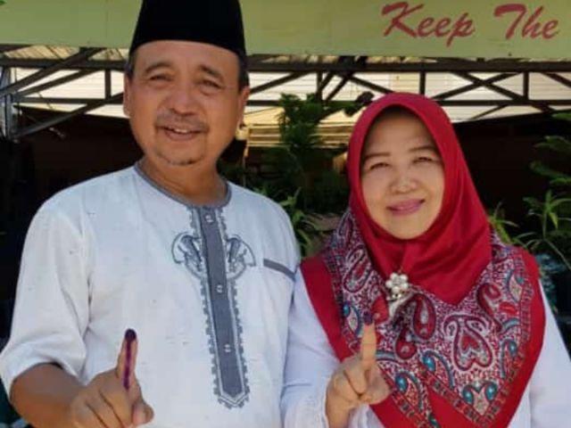 Jokowi Menang Total di 20 TPS Desa Mantan Bupati Lumajang
