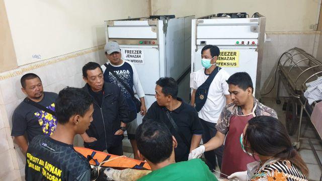 Tim DVI Polda Jatim Bantu Idenfikasi Mayat Tanpa Kepala Lumajang