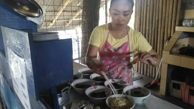 Mie Ayam Mbak Wiwik Toga Bertahan 13 Tahun Lewat Bumbu Racikan Sendiri