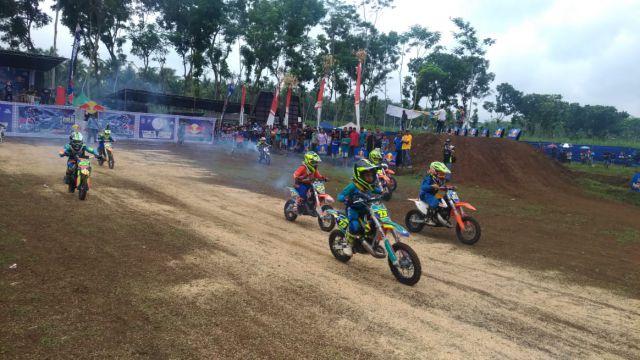 Cak Thoriq : Saya Ingin Lumajang Miliki Sirkuit Motorcroos dan BMXcross