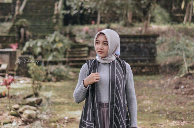 Putri Nabila Hijabers Traveler Bikin Kamu Jatuh Hati
