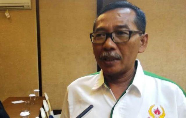 H. Ngateman Terpilih Aklamasi Nahkodai KONI Lumajang 2019-2023