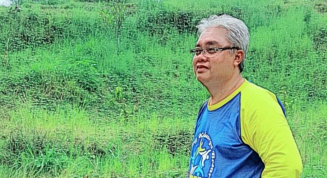 Kembalinya..! Dedengkot Korlap Supporter Birokasi Lumajang ke Tribun Semeru