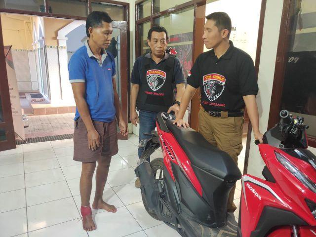 Nurul Ain Jual Motor Hasil Kejahatan ke Penadah Antara Rp. 1 - 2 Juta