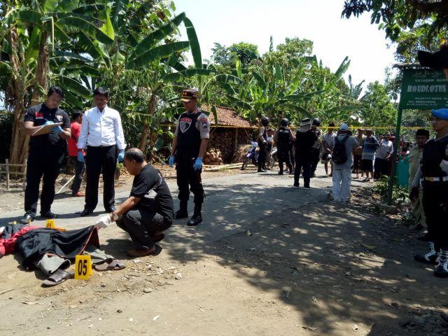 Kapolres Arsal Dapati 2 Luka Sajam dari Olah TKP Korban Isu Santet