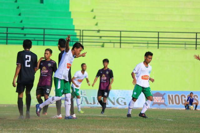 Oni Rosandi Cetak Quatrick Gol Bawa PSIL Lumajang Menang atas Persebo 7 - 0