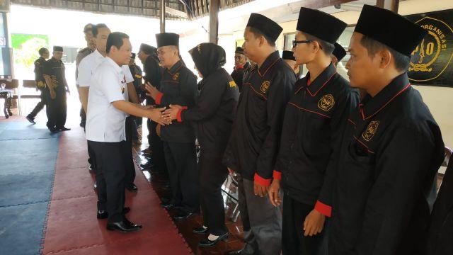 Bupati Lumajang Minta Pencak Organisasi Berprestasi