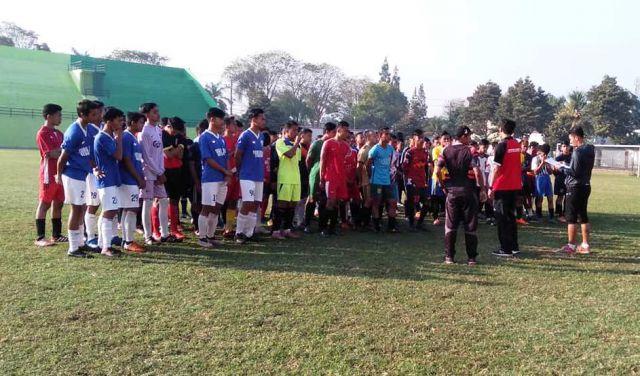 30 Pemain Muda Masuk Seleksi Skuad PSIL U-17 Piala Soeratin