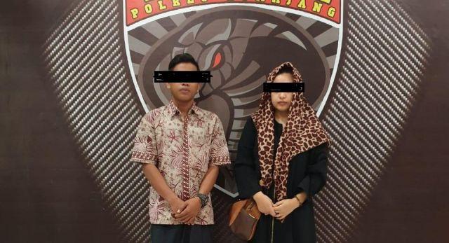 Tim Cobra Amankan Pak Kampung Togas dan Istri Hendak Bawa Kabur Maling Truk