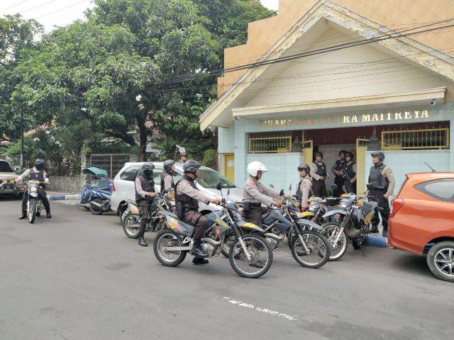 Polisi Amankan Satu-satu Vihara di Lumajang