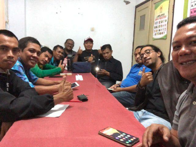 Panpel Semeru FC Lumajang Lakukan Persiapan Jamu Persegres Gresik