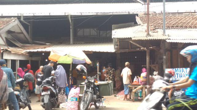 Pengunjung Pasar Baru Lumajang Meningkat 2 Kali Lipat Jelang Lebaran