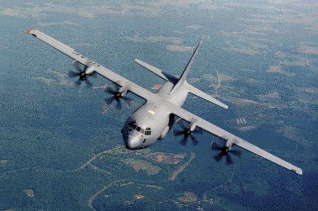Ada Perang...! Pesawat TNI AU Berterbangan di Langit Lumajang