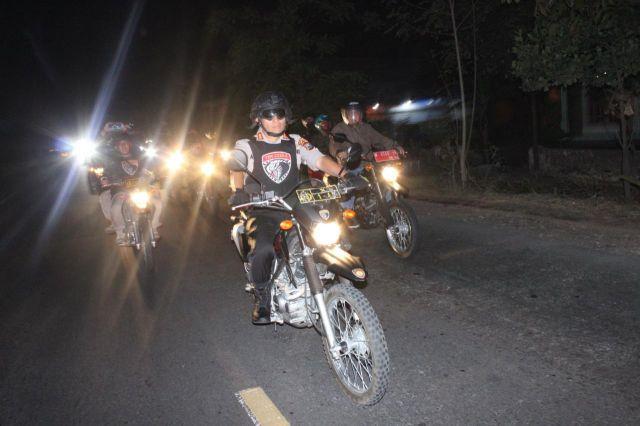 Bupati, Kapolres dan Dandim Patroli Malam ke Rawan Kriminalitas Lumajang
