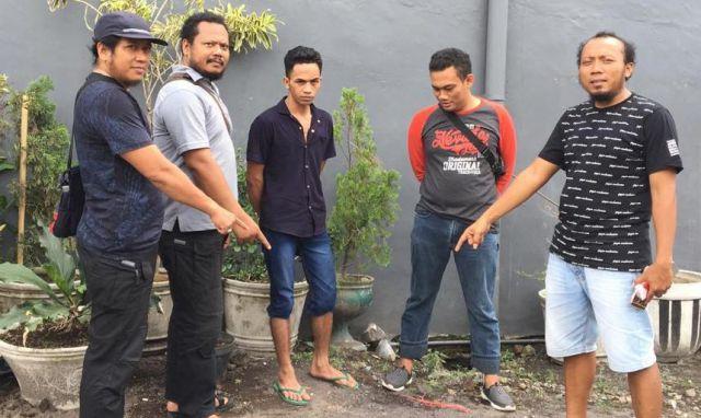 Polisi Tangkap Pencuri HP Berkembang Pelaku Curanmor 11 TKP