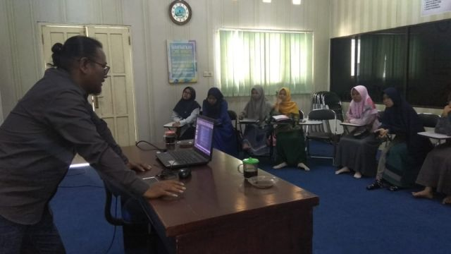 Himaprod KPI IAI Syarifuddin Gelar Pelatihan Video dan Broadcasting