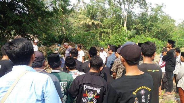 Pemakaman Korban Begal asal Jember Dihadiri Anggota PSHT