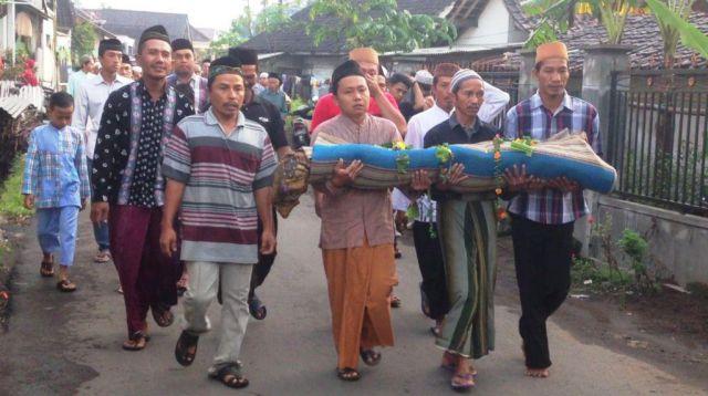 Korban Kecelakaan Maut Asal Duren - Dawuhan Lor Dimakamkan Pagi ini