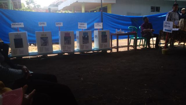 KPU Lumajang Klaim   Partisipasi Pemilu Lewati Target Nasional