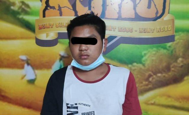 Pemuda Klakah Lumajang Diringkus Polisi Dipinggir Jalan