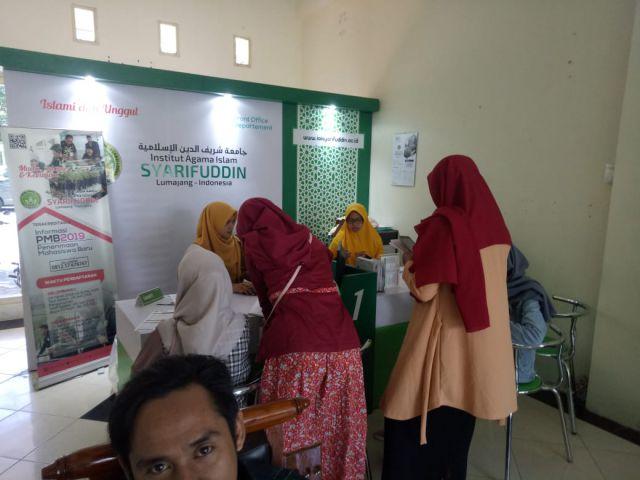 Penerimaan Mahasiwa Gelombang ke-2 IAI Syarifuddin Diserbu Pendaftar