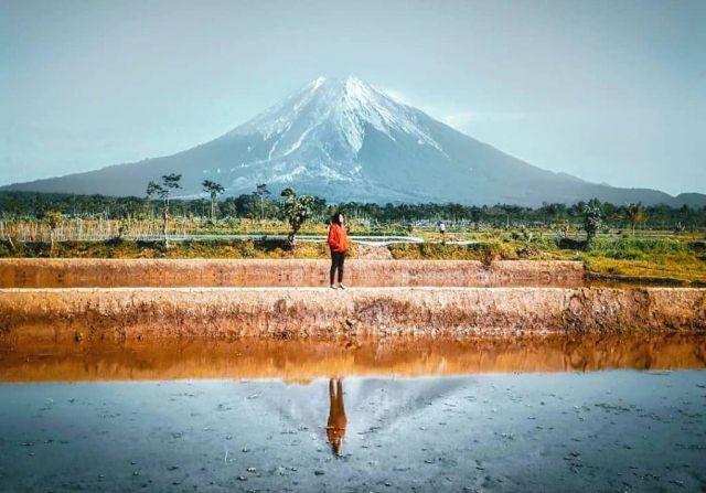 Jalur Pendakian Gunung Semeru Lumajang Kembali Dibuka