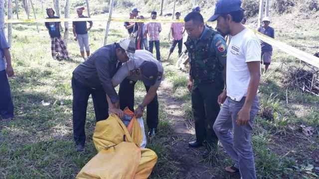 Kakek Lunto Ditemukan Tewas di Hutan Lindung Gunung Lemongan Lumajang