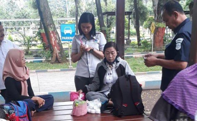 Polres Lumajang Amankan Perempuan Jual Kosmetik Herbal Masker Payudara Illegal