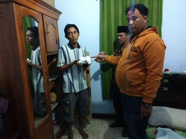 Pengedar Ribuan Pil Koplo Jatiroto Dibekuk Satreskoba Lumajang