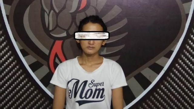 Perempuan Cantik Asal Bondowoso Ditangkap Satreskoba Lumajang