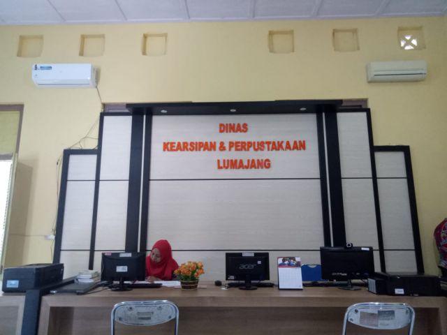 Perpusda Lumajang Tingkatkan Pelayanan Elektronik Memudahkan Pengunjung