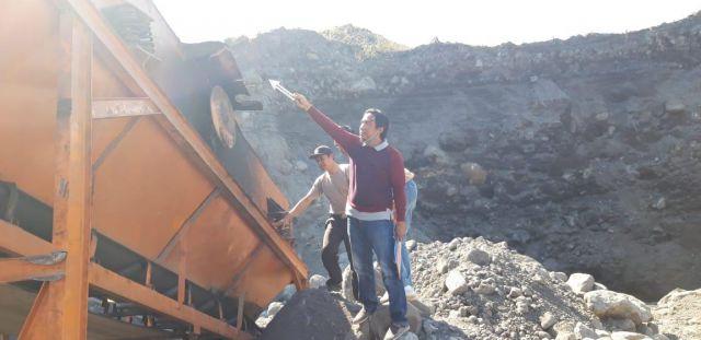 Polres Lumajang Selidiki Kecelakaan Kerja Meninggalnya Penambang Pasir