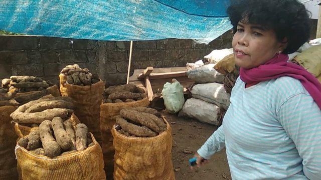 Sang Ratu Talas Lumajang Pernah Diejek Kenapa Jualan Makanan Celeng