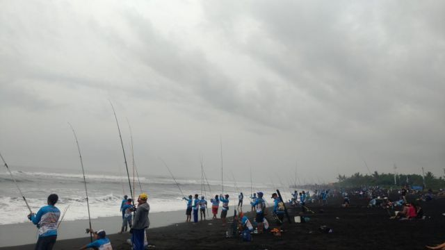 Ratusan Angler Ikut Lumajang Fishing Tournament