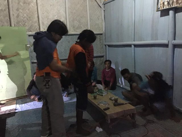 Patroli Besar Polres Lumajang Amankan Ratusan Miras dan Peminum