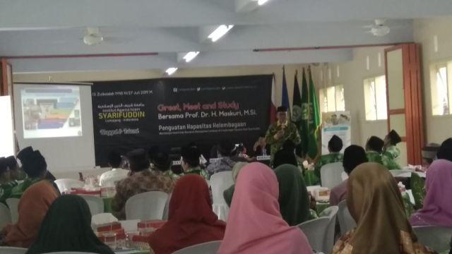 Rektor Unisma : Kampus IAI Syarifuddin Lumajang Terus Berkembang
