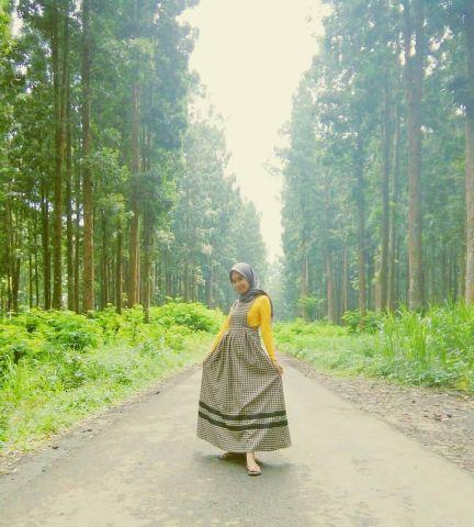 Wisata Hunting Hutan Pinus Alas Burno Jadi Idaman