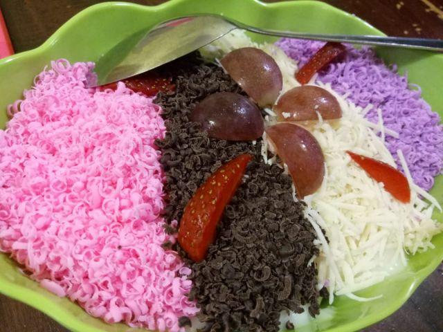 Salad Buah Oase Menjadi Trend Makanan Anak Millenial di Lumajang