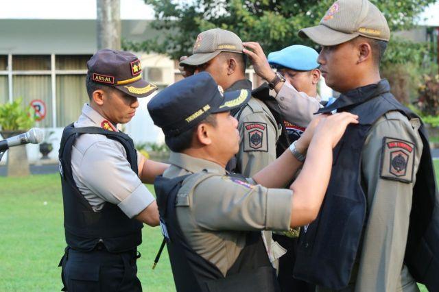 Penjahate Kumat..! Satpol PP Lumajang Gabung ke Tim Cobra Perkuat Keamanan