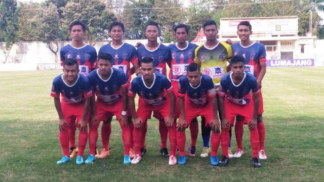 Kurang Beruntung, Semeru FC ditahan Persekam Metro 1-1