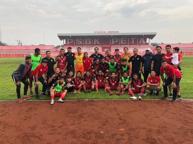 Semeru FC Melaju ke 16 Besar Liga Nasionnal Usai Hajar PST Tarakan